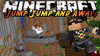 Minecraft Parkour : JUMP JUMP AND AWAY!