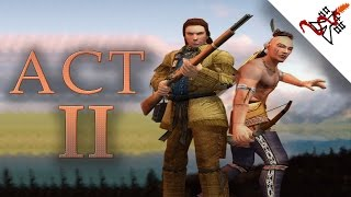 age of empires 3 mission 1 defend the colony   act 2   campaign hard 1080p