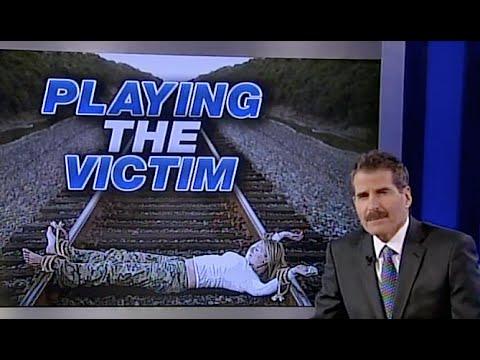 John Stossel - Playing the Victim