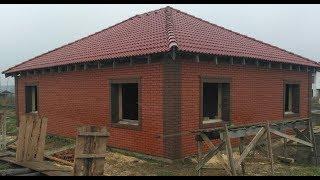 Деревянный дом - кирпичом. КАК это делается. Скользящая обрешетка. Окна. Как это работает