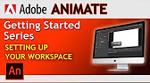 Getting started with Adobe Animate