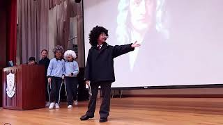 Publication Date: 2019-02-27 | Video Title: 2018至19年度科探偉人故事分享:牛頓