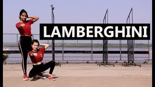 Lamberghini | The Doorbeen Feat Ragini | Dance Choreography | DANCOGRAPHY