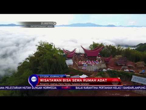 Indahnya Negeri di Atas Awan Kampung Lolai Tana Toraja - NET 10