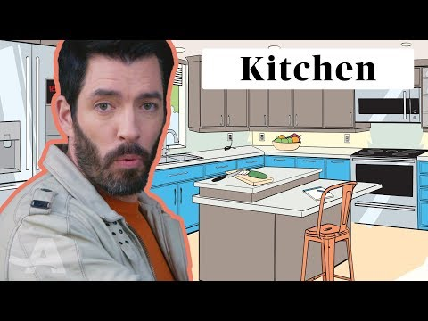 Kitchen Remodel Tips for Your Forever Home With the Property Brothers