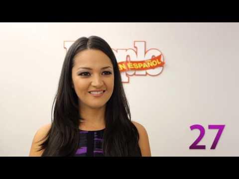 Entrevista en 90 segundos con Paula Garcés