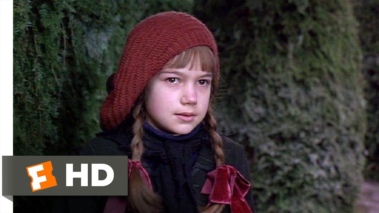 The Secret Garden (3/9) Movie CLIP   Searching For The Garden (1993) HD    YouTube