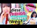 Diese Trends müssen 2018 STERBEN! 😡   ViktoriaSarina
