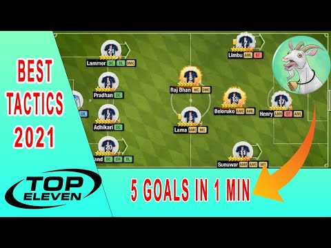Top Eleven Football