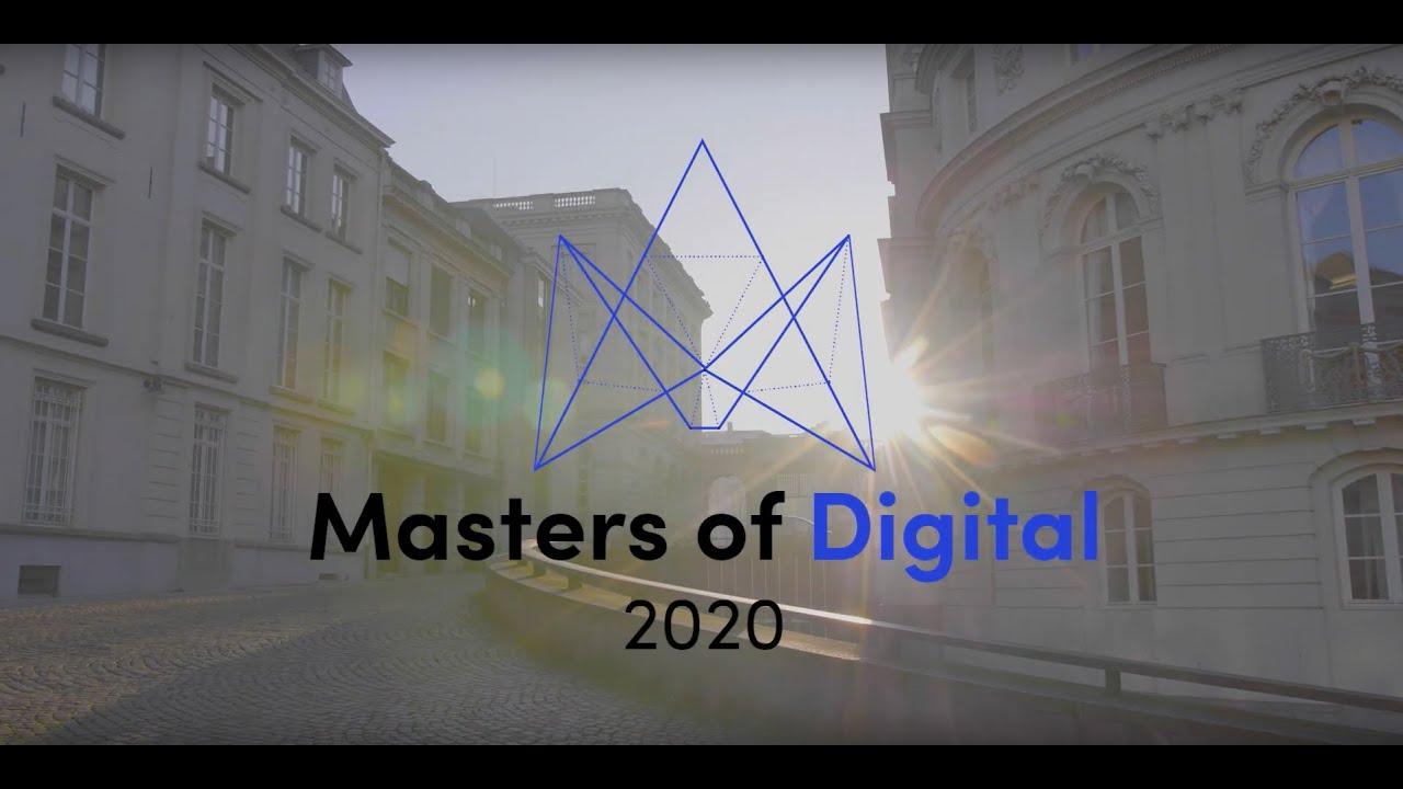 Masters of Digital 2020