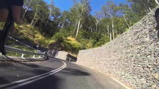 Bellthorpe Range Road Climb (Switchbacks)