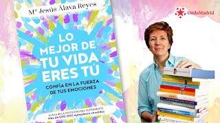 Lo mejor de tu vida eres tú, presentación con la autora | María Jesús Álava Reyes