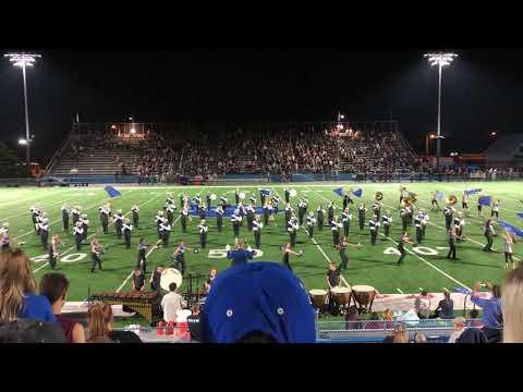 Princeton Senior High School Marching Band