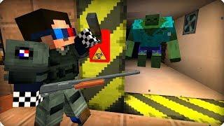 Никогда не открывай эту дверь [ЧАСТЬ 37] Зомби апокалипсис в майнкрафт! - (Minecraft - Сериал)