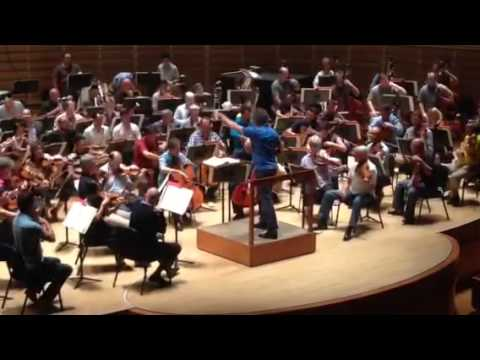 Cleveland Orchestra Public Rehearsal