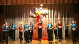 "Студия танца РИОЛИС ""Уля-ля"" 26.11.2008"