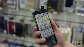 Смартфон Huawei Shot X - Обзор. Смартфон для селфи.