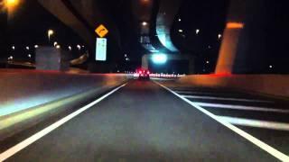 首都高の風邪 板橋JCT〜江北JCT〜小菅JCT
