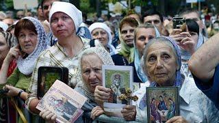 Верующие всех религий молятся об избавлении от коронавируса