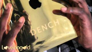 Lethal B receives his 24ct. Gold iPad from Loveitingold.