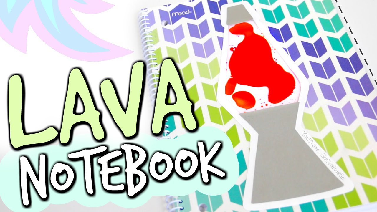Image result for lava lamp notebook
