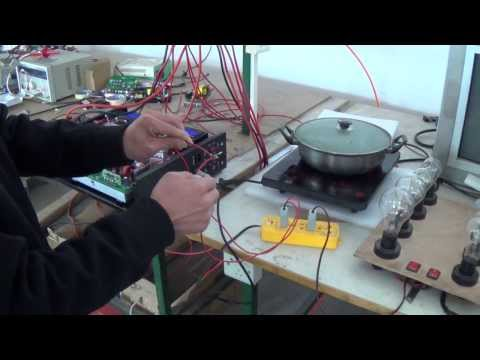 Short-circuit protection Testing of Future Solar power home system