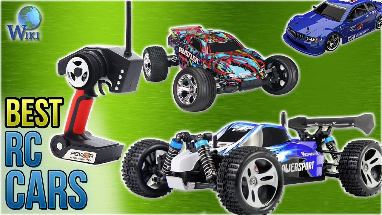 10 Best RC Cars 2018