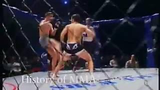 John Kavanagh pro MMA fight