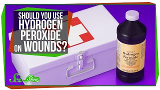Should You Use Hydrogen Peroxide to Clean Wounds?