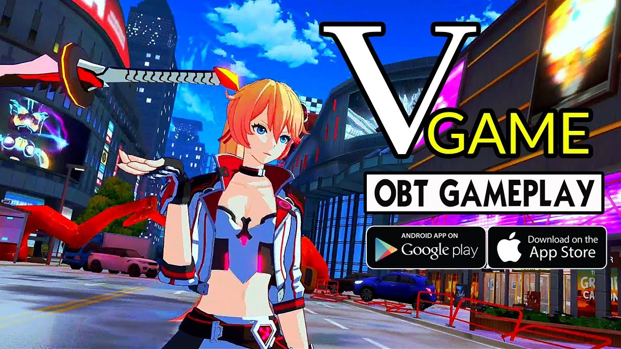 VGAME – OBT GAMEPLAY (ANDROID/IOS)