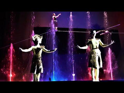 """Отзыв. """"Цветик-Семицветик"""" в Цирке Танцующих Фонтанов. Шоу."""