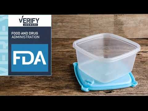 VERIFY: Is it safe to microwave food in plastic containers?