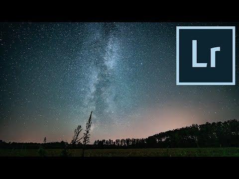 How I edit Milky Way Photography (Lightroom tutorial) thumbnail