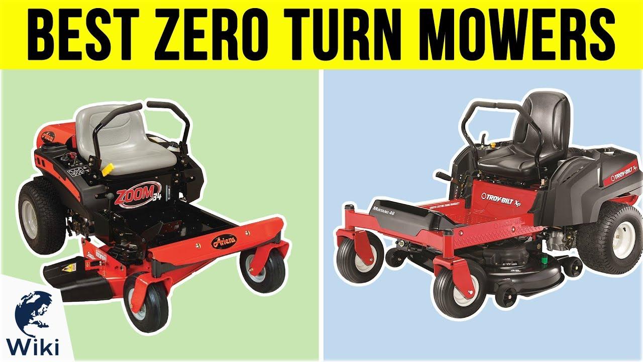 Best Residential Zero Turn Mower 2020 7 Best Zero Turn Mowers 2019   YouTube