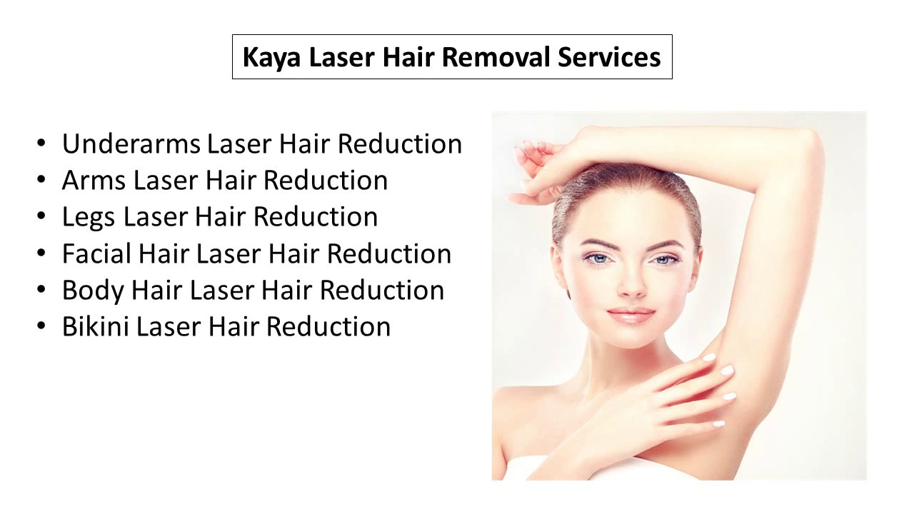 Kaya Skin Clinic Laser Hair Removal Reviews