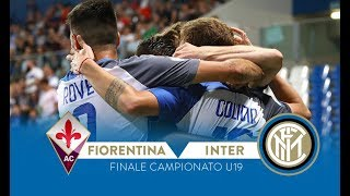 FIORENTINA-INTER 0-2 | Highlights | Primavera 1 TIM Final | Champions once again!