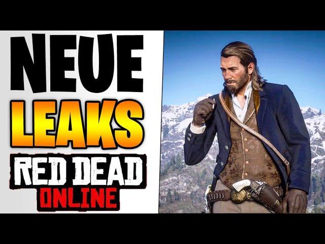 SCHLECHTE NACHRICHT - Neue Leaks zur Next Gen Version GTA & RDO   Red Dead Redemption 2 Online