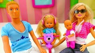 Мультики про Барби и Кен: подарок для Челси. Игры Барби