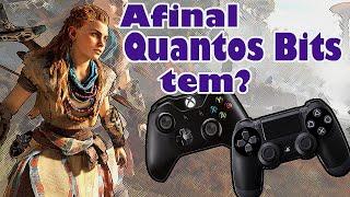 🔴 Quantos Bits tem o PS4?