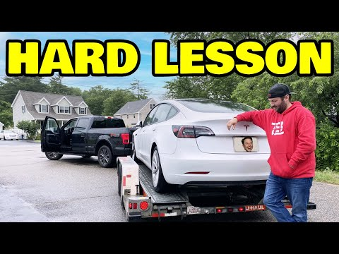 Tesla wanted $16,000 to fix this NEW Model 3, we did it for $700! The importance of Right to REPAIR!