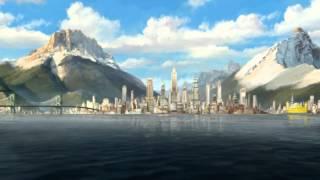 The Legend of Korra — релизный трейлер