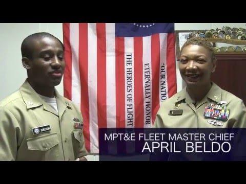 Fleet Master Chief Beldo Talks About BBD