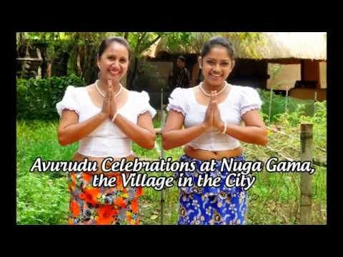 Sinhala and Tamil New Year Celebrations at Nuga Gama 2014