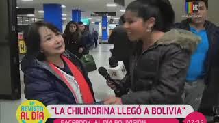 ''La Chilindrina'' llegó a Bolivia