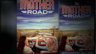 THE MOTHER ROAD - Book Trailer by Jennifer AlLee