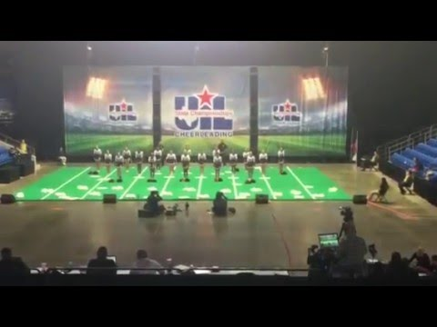 Pearland High School Cheer Team 2016 UIL State Championship