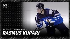 Rasmus Kupari Highlights from 2018-19 Season | LA Kings Prospects