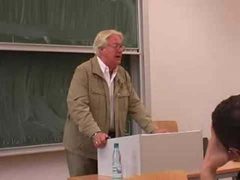 Tibor R. Machan: Human Rights Issues in Germany 3/6