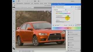 Видеоурок: Photoshop увеличение насыщенности