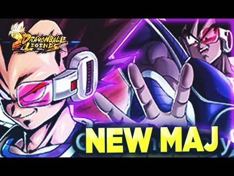 NEWS DRAGON BALL LEGENDS : 1500 Gemmes et de Super Equipements à farm!